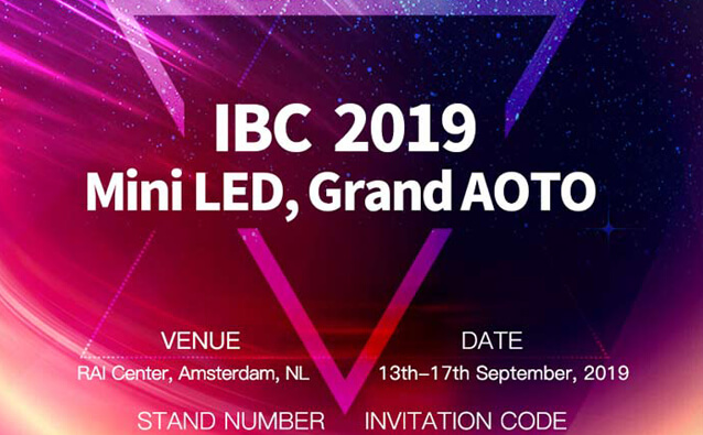 Welcome to Join 2019 IBC