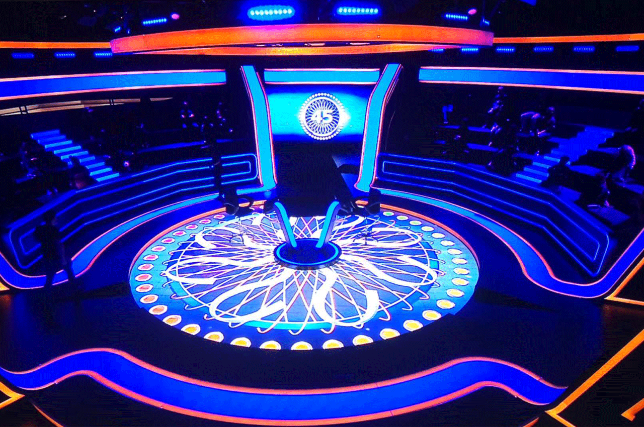 The TV Studio of Turkey Adds AOTO Mini LED Video Wall