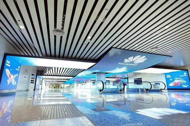 Guangzhou Baiyun International Airport 2