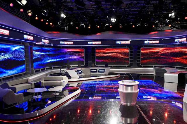 Sky TV Station
