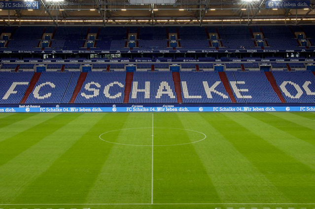 FC Schalke Football Stadium
